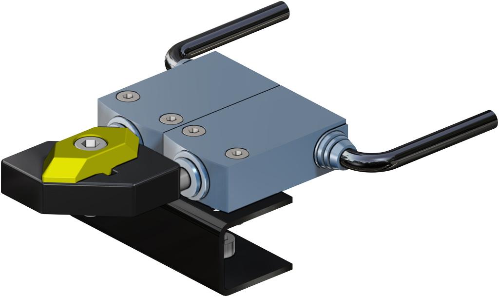 Actuador neumático efecto simple GS 40 PSI ÷ 2,8 bar - accesorios - TOPES ELECTROMECÁNICOS