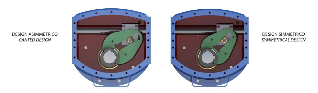 Actuador neumático efecto simple GS Heavy Duty de acero al carbono - especificaciones -