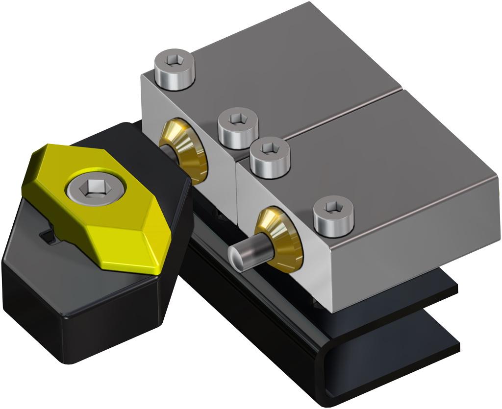 Actuador neumático efecto simple GS 40 PSI ÷ 2,8 bar - accesorios - TOPES NEUMÁTICOS
